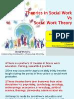 Theories in Social Work