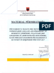 Raporti i Plote i ministrave teknike