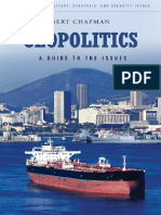 Bert Chapman - Geopolitics. A Guide to the Issues [2011][A].pdf
