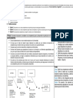 Choosing by Advantages y Reporte A3
