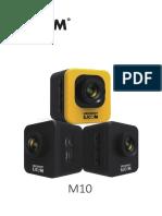 M10 Full Size Manual