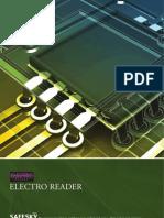 Electro Reader - אריק קליין