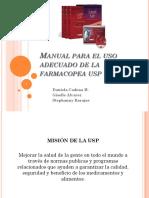 Manual USP