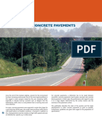 Noiseless Concrete Pavements