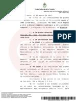 El 27 de septiembre comenzará el juicio a De Vido por la tragedia de Once
