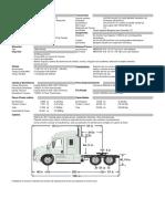 CA113 6X2 DD13 450 US EPA 10