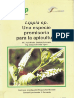 Lipia planta para la apicultura