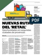 Peru Nuevas Rutas Del Retail
