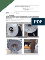 Reporte Mtto Rotor. R001