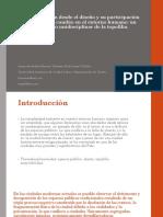 La Investigación Desde El Diseño y Su Participación PONENCIA