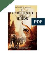 Alfaro Jose Vicente - El Laberinto Del Hindu