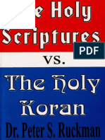 Dr. Peter S. Ruckman-The Holy Scriptures vs. the Holy Koran-Bible Baptist Bookstore
