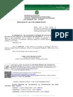 Resolução 03 -2017 - PDTI Completo