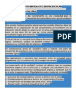 PENSAMIENTO MATEMATICO EN PRE ESCOLAR.docx