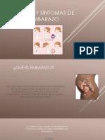 Signos y Síntomas de Embarazo 5em2