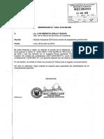Sentencia  por delito contra la administración publica y peculado doloso 2015