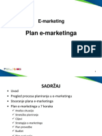 3 Plan E-marketinga
