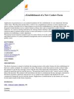 TECA - Good Practices for the Establishment of a New Cashew Farm - 2012-04-11