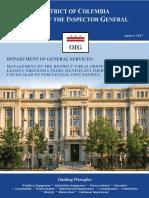 OIG DGS Report