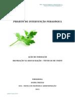 Projeto de Intervenao Pedagogica Isabel Freitas1
