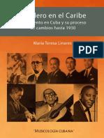 El Bolero en El Caribe_ Surgimiento en Cuba y Su Proceso de Cambios Hasta 1930