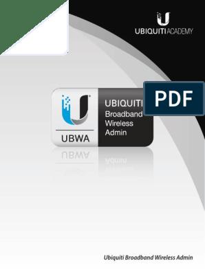UBWA Training Guide | Electromagnetic Radiation | Decibel