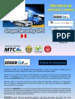 Presentacion Grupo Security Gps - 04 Empresas