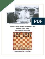 Estudio Casero Escandinava Con 3...Dd6 Por El MF Job Sepulveda