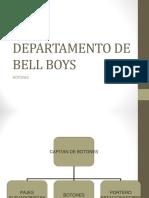 Departamento de Bell Boysdos