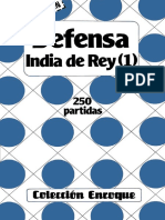 5. Defensa India de Rey 1 - 250 Partidas.pdf