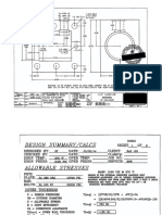 Clamp Flange Calculations