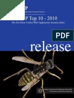 OWASP Top 10 - 2010.pdf