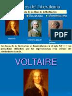 Voltaire Historia