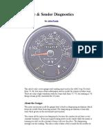 Jeep CJ Gauge Sender Diagnostics 72 86 by John Foutz 1300221252