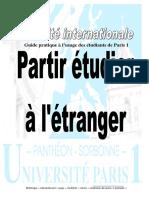 Guide Pratique Partir Étudier a l Etranger 2