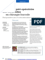 Les Corticoides en Chirugie Orale (1)
