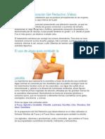 Celulitis – Preparación Gel Reductivo.docx