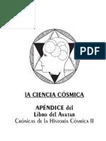 La Ciencia Cósmica - Texto original del Manuscrito