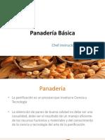 Panadería Básica