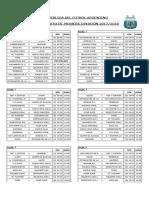 1- Presentacion Dias y Horarios Superliga