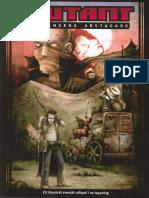 Mutant UA - Regelbok, Version 1