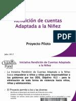 Presentación CCFC Rendición de Cuentas Adaptada a la Niñez