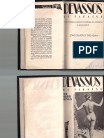 TREVISAN Devassos No Paraiso 2da Ed-1986