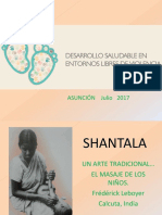 MASAJE SHANTALA
