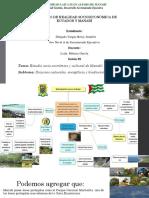 Impacto ambiental, realidad socioeconómica de Manabí