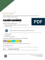 NPT 1030 Overview