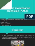 Aviaton Maintenance Technician (Atm) (2)