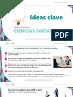 Ideas Clave Ciencias Soc