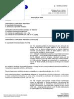 Proc Tributario MOliveira Aulas11e12 20102016 TScavuzzi