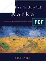 Anke Snoek Agambens Joyful Kafka Finding Freedom Beyond Subordination
